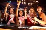 Hen do - #WhyWingIt Campaign Image
