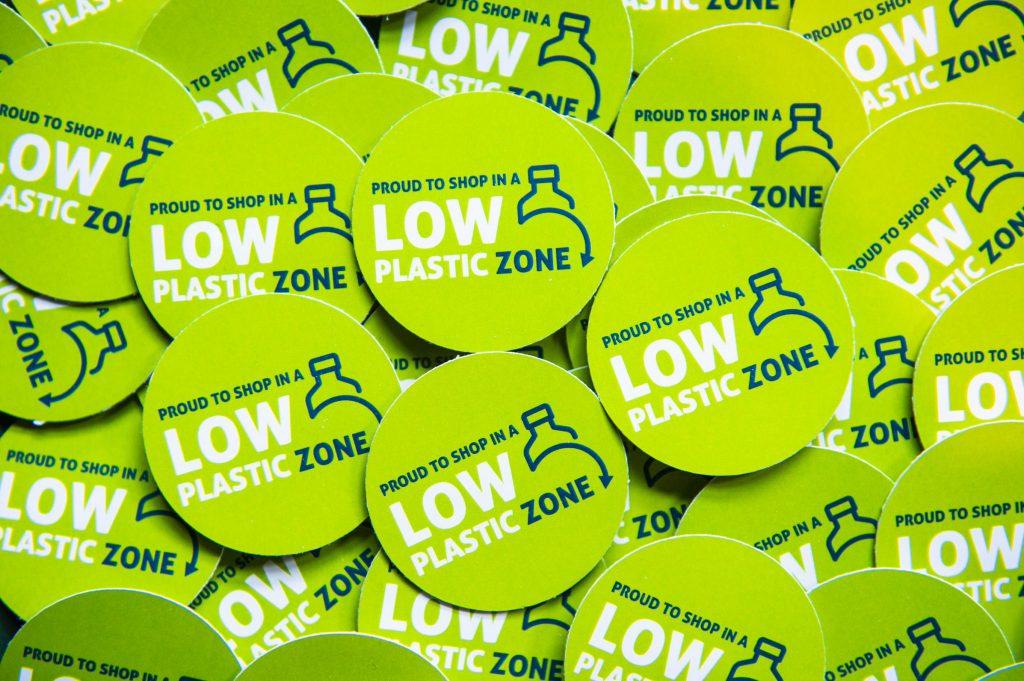 """Low Plastic Zone"" Campaign NLWA"