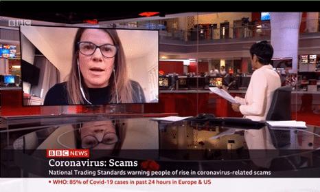 National Trading Standards - Coronavirus Scams